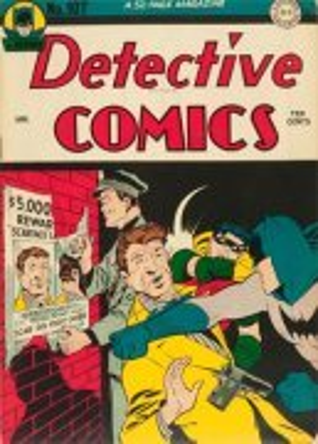 Detective Comics Price Guide
