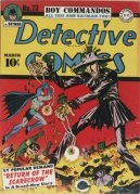 The Scarecrow in Batman Comics