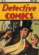 Detective Comics Values for Issues #1 Through #100