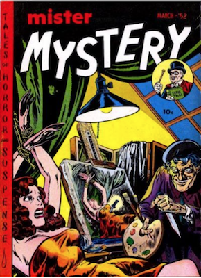 Mister Mystery Comics Price Guide
