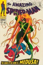 < Back to Amazing Spider-Man #61-#80