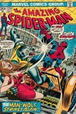 Forward to Amazing Spider-Man #121-#129 >