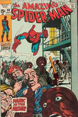 < Back to Amazing Spider-Man #81-#100