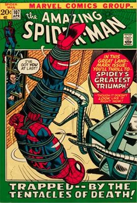 < Back to Amazing Spider-Man #101-#120