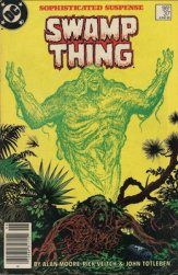 Swamp Thing 37 Canadian price variant