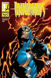 Inhumans (1998) #5, first appearance of Yelena Bellova. Click to buy