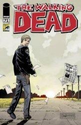 Walking Dead 75 San Diego Comiccon Variant