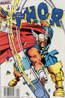 Thor 337 Canadian price variant