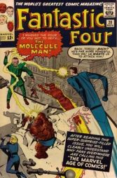 FF #20: 1st Molecule Man. Click to buy