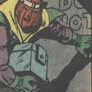 Baron Zemo fought Cap over the Cube