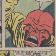 Red Skull is a classic Cap villain and the antagonist from the first movie