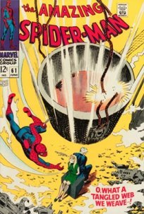 Click to check values for Issues #61-#80 of Amazing Spider-Man
