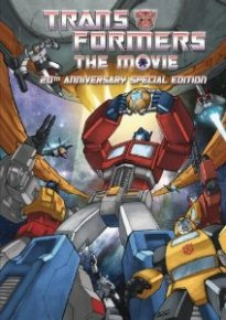Animated Transformers Movie 1986