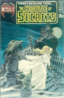 Click to see the value of the Neal Adams cover-art for House of Secrets #88