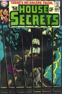 Click to see the value of the Neal Adams cover-art for House of Secrets #81