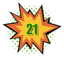 Hot Comics #21: Showcase #4, 1st Flash since Golden Age