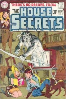 Click to see the value of the Neal Adams cover-art for House of Secrets #82