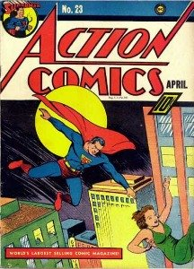Action Comics #23 (1940), first appearance of Lex Luthor, rare!