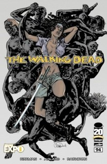 Walking Dead 94 Image Expo variant