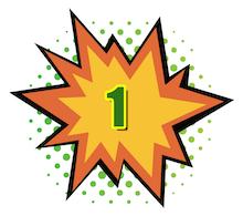 100 Hot Comics #1
