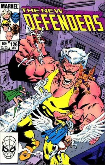 Origin and First Appearance, Gargantua, Defenders #126, Marvel Comics, 1983. Click for value