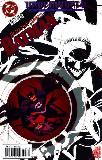 Origin and First Appearance, General, Detective Comics #654, DC Comics, 1992. Click for value