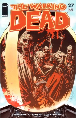 The Walking Dead comic #27: First appearance of The Governor