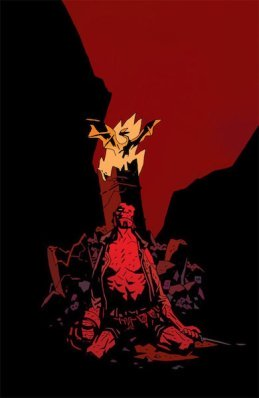 Hellboy: The Fury #3 Retailer Incentive variant. Click for value