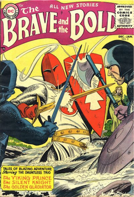 Brave and the Bold #3. Click for current values.