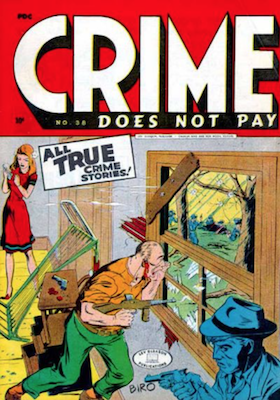 Crime does not Pay #38. Click for current values.