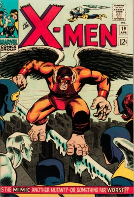 Origin and First Appearance, Mimic, X-Men #19, Marvel Comics, 1966. Click for value
