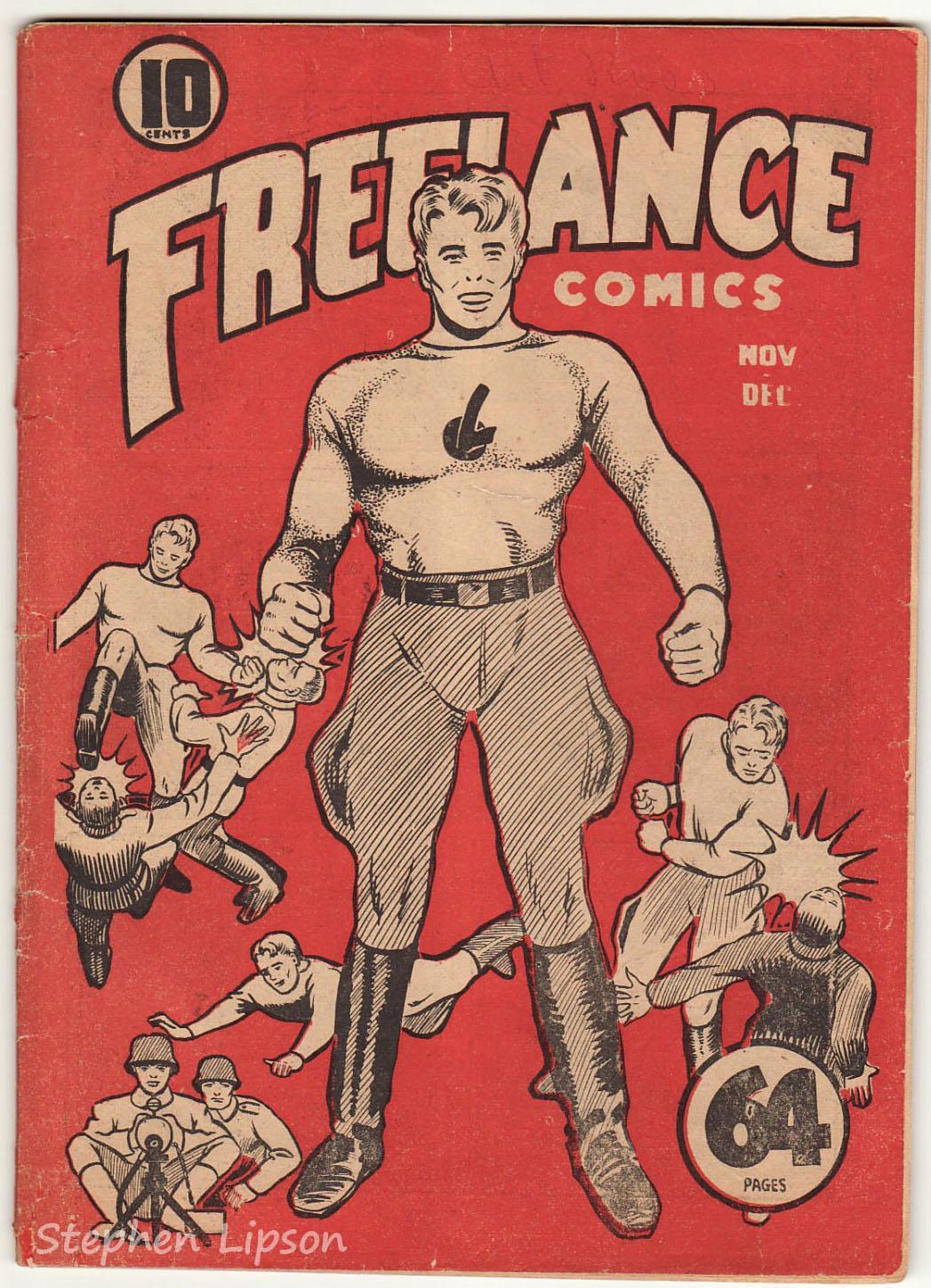 Freelance Comics v1 #3