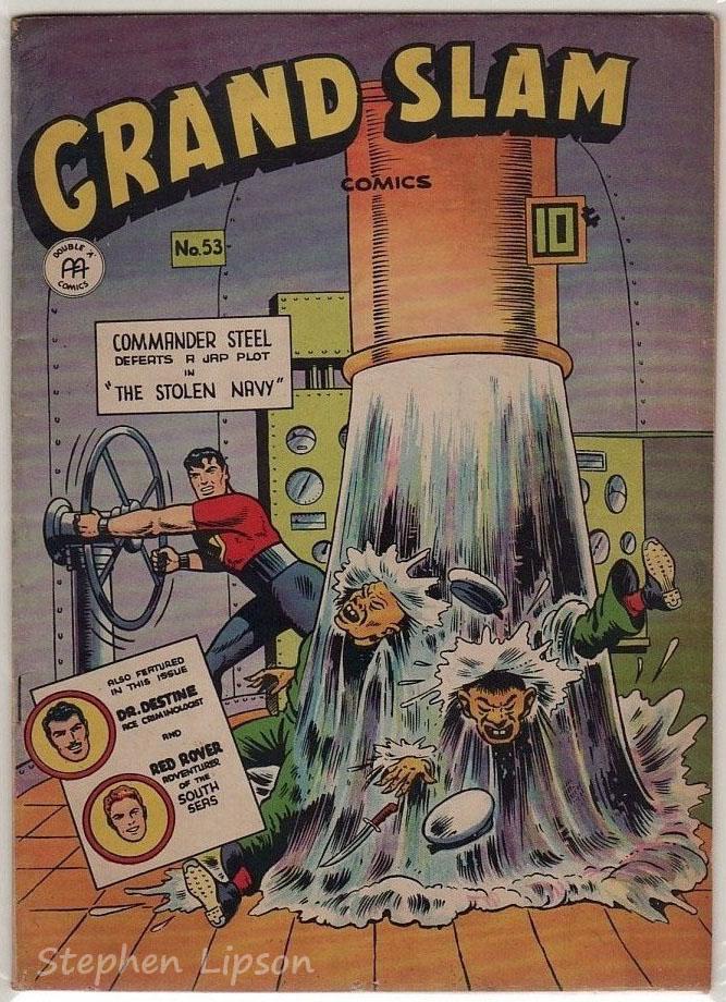 Grand Slam Comics issue #53