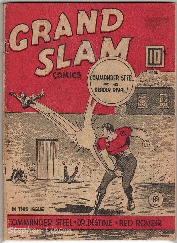Grand Slam Comics v4 #5
