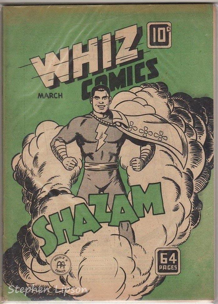 Anglo-American Whiz Comics v2 #3