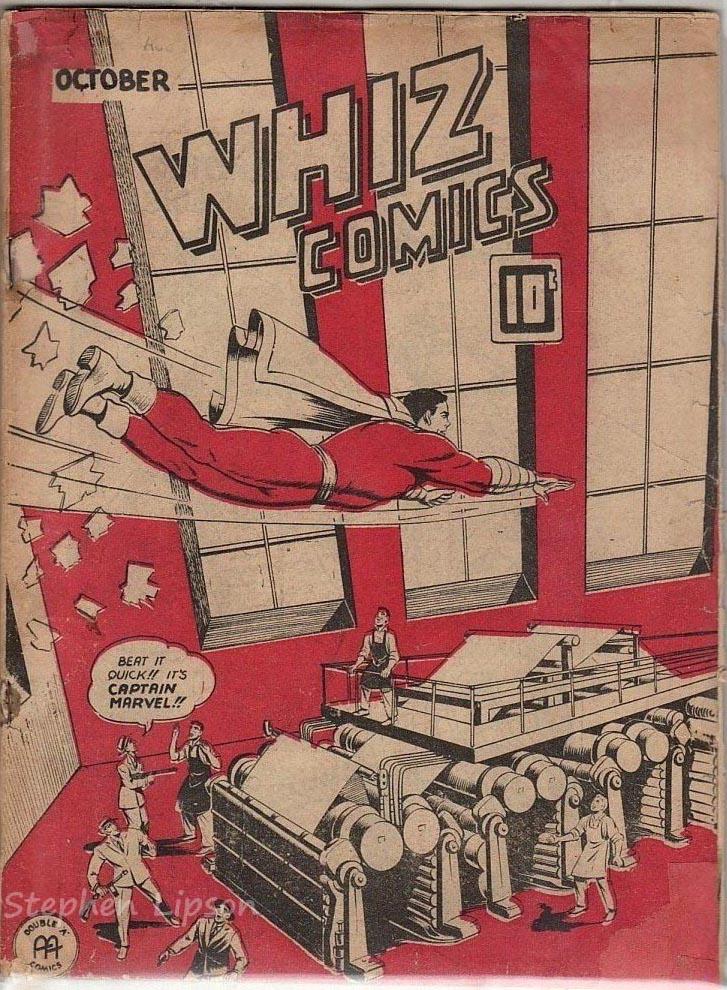 Anglo-American Whiz Comics v2 #10