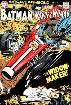 Batman Comic Book and DC Comics Characters