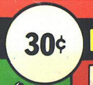 Marvel 30c Price Variant 'circle' blurb