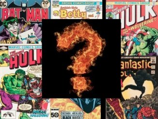 See our hot comic book investment tips for the best 20 books to put your money into. Just don't leave it there too long...