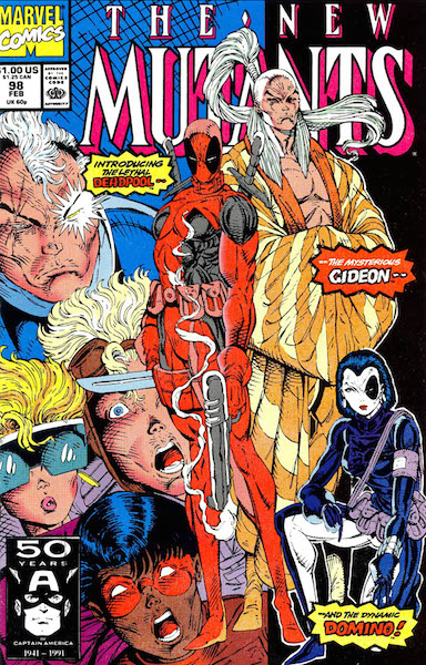 New Mutants #98 set a new record at CGC 9.8 this year, $1,200! Click for values