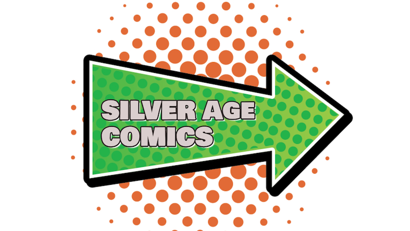Click to see the 175 Most Valuable Comic Books of the Silver Age