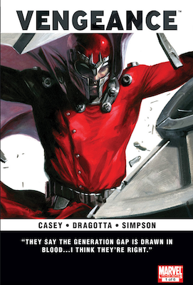 Hottest Comics for 2020: Vengeance 1