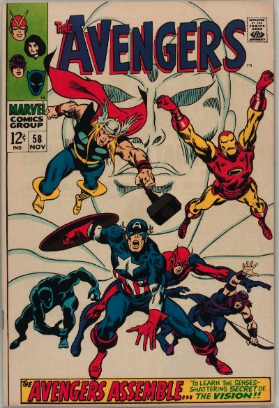 Comic book grading: this is a near mint plus comic book