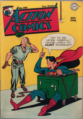 Action Comics 103. Click for current values.