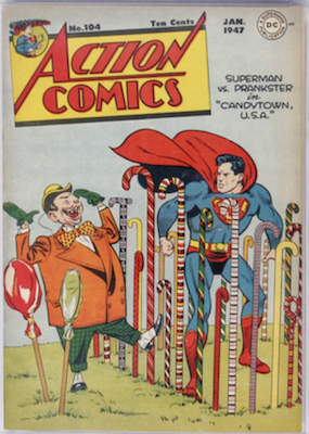 Action Comics 104. Click for current values.