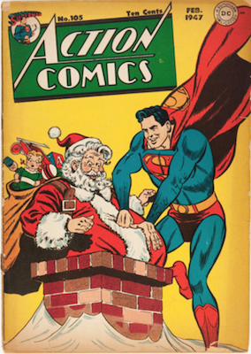 Action Comics 105. Click for current values.