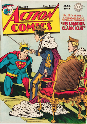 Action Comics 106. Click for current values.