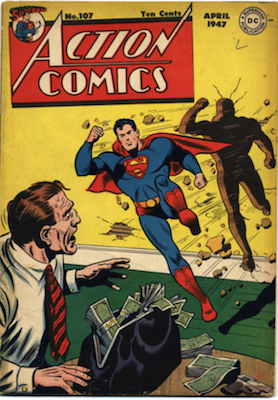 Action Comics 107. Click for current values.