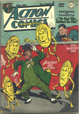 Action Comics 109. Click for current values.