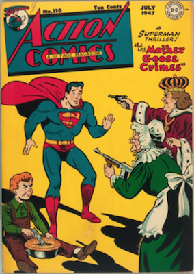 Action Comics 110. Click for current values.